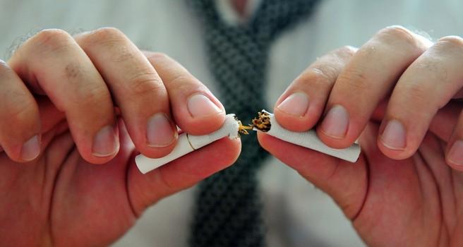 Smettere di fumare: i benefici nel tempo