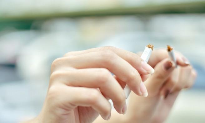 Fumo di sigaretta e sigarette elettroniche