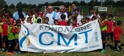 Virtus Lomellina e Fondazione CMT: insieme per la ricerca scientifica contro i tumori
