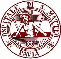 Il logo dell'Istituto Policlinico San Matteo di Pavia
